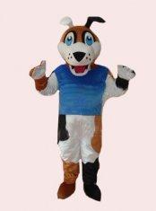Quality Kids full - body cartoon dog mascot fancy dress costumes for sale