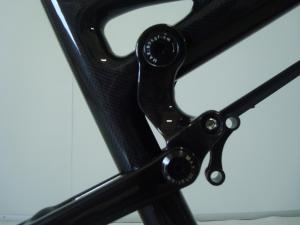 Quality 29erマウンテン バイクは完全な懸濁液MTBカーボン フレームHT-M036を組み立てます for sale