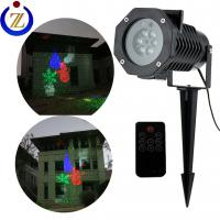 CE ROHS Certificated Outdoor waterproof Red Green laser light projector for Christmas season decoration