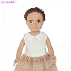 China Hot sale baby toys sweet princess soft vinyl educational dolls for kids for child on sale
