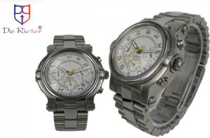 China Stainless steel watch for lover on sale
