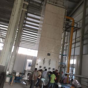China 99.6% Liquid 100nm3/h Argon/3000nm3/h Oxygen Plants Air Seperation Plant With Low Energy Consumption on sale
