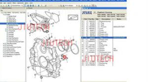 China VOLVO PENTA EPC LinkOne5 Spare Parts Catalog for Marines and Industrial Engines on sale