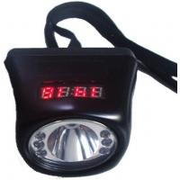 Electric Cordless LED Mining Cap Lamp Explosion Proof Li - Ion Battery 4500mAh / 3.7V