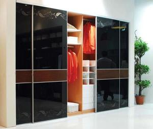 China Modern Indoor Sinoy Black Lacquered Glass Waterproof With 3mm - 6mm Thickness on sale