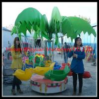 China Rotating Flying Fish kiddie ride for 12 kids for amusement park on sale