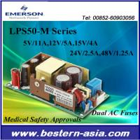 Emerson/ASTEC LPS54-M 15V 4A Medical Power Supply