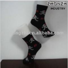 China Fancy Cotton Socks on sale