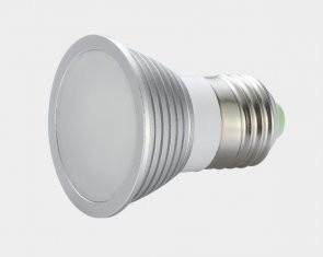 China 4.5W 180 to 260V AC 2800-3200K, 270lm Warm White Dimmable E27 LED Spotlight on sale