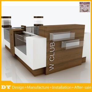 Exhibition Stand Jewelry : High end quality commercial wooden exhibition jewelry kiosks