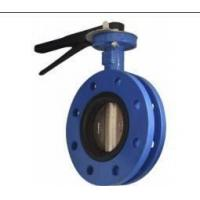 valve,butterfly valve,U-section type ,double flanged,API609