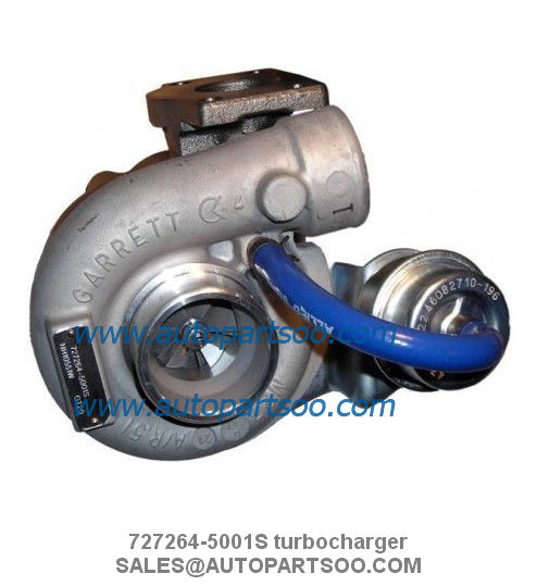 Garrett GT2052 Turbolader 727264-5001S turbocharger NEWGarrett Turbocharger