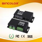 4 channels DMX led decoder, constant voltage rgbw dmx512 power decoder