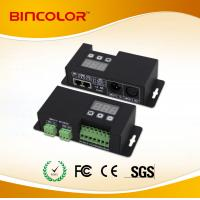 4 channels DMX led decoder, constant voltage rgbw dmx512 power decoder
