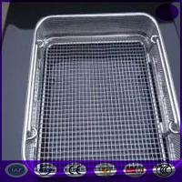 Medical Sterilization BASKET WITH HANDLE PRICE