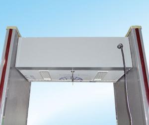 China Professional Organization 6 Zones Walkthrough Metal Detector on sale