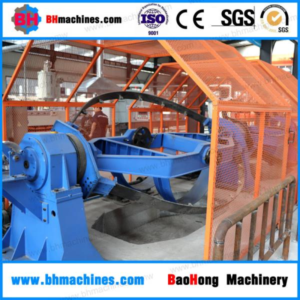 Wire Stranding | Skip Bow Type Cable Wire Stranding Machine For Ab Cable Laying Up