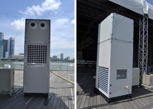China 15HP Portable Outdoor Air Conditioner , 14 Ton Expo Packaged Tent Air Conditioner on sale