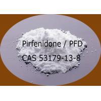 99% High Purity Nootropics Pirfenidone CAS 53179-13-8 Pharmaceutical Intermediates