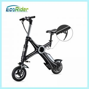 China Light Motor Powerd Foldable Electric Scooter For Adults , 20km / H on sale