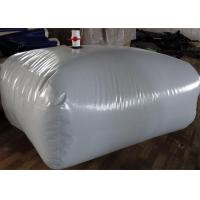 China Plastic PVC / TPU Water Bladder Tank Thickness 0.9mm 1.0mm Chemicals Proof on sale