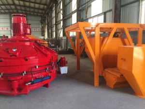 China Construction Site Planetary Concrete Mixer Ceramic Artificial Stone Mixing on sale