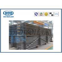China Économiseur de pile de chaudière à vapeur d'eau chaude/pour la chaudière de CFB/centrale on sale
