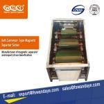 High Gauss Electro Magnetic Separator Machine Belt Conveyor For Iron Ore