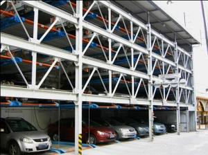 China Mechanical smart system garage elevated car parking automation on sale