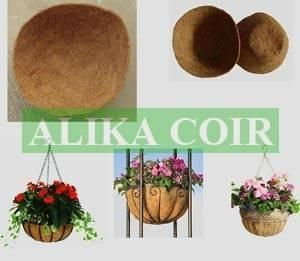 China Wire Hanging Basket,Hanging Basket with Coco Liner on sale