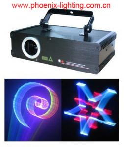 China stage laser light,disco laser light,3D RGB Cartoon Laser (PHE036) on sale