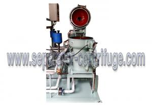China Lube Oil Treatment Power Station Equipment Lubricating Oil Separator Unit on sale