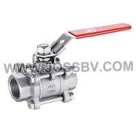 China 3PCS Ball Valve Light Type 1000WOG on sale