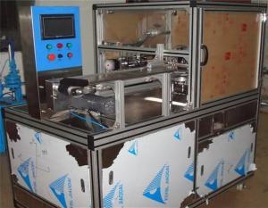 China автоматическая упаковывая машина 220V/круглый тип автоматическая машина для упаковки для мыла on sale