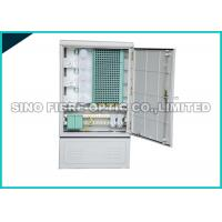 Telecom Fiber Optic Distribution Box 576 Cores Multimode With LC Connector