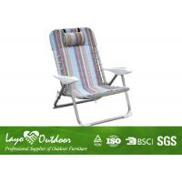 Zero Gravity Outdoor Lounge Chair , Folding Garden Sun Loungers Aluminum Patio Furniture