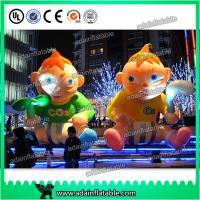3m Customized Advertising Inflatable Human Cartoon Kids Replica Baby Inflatable