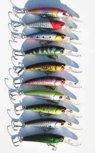 China Fishing lures fishing bait minnow bass lure fishing tackle on sale