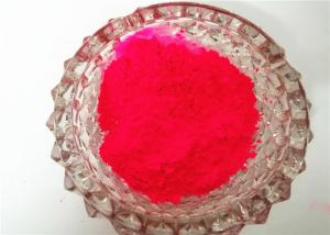 China Reliable Fluorescent Peach Red Pigment Heat Resistance For Wire Drawing on sale