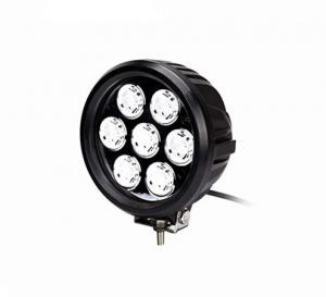 China 6-inch 70W Cree LED Work Light Spot Round LED Driving Light with Cree Chip High Brightness for Jeep Truck Off-road Cars on sale