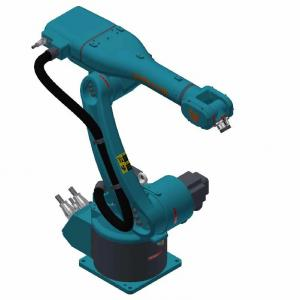 China Digital I O Interface Wireless Robotic Arm 24 Input / Output Robotic Welding Systems on sale