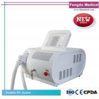 Ce Approved Portable IPL Opt Shr Hair Removal and Skin Care Beauty Salon Equipment