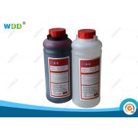 Red Water Based Dye Ink Compatible Continuous Ink Jet Printing Machine