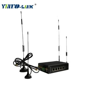 China Wholesale 2.4GHz 5 Ports 300Mbps OpenWrt 4G lte Wifi Wireless Router With SIM Card Slot on sale