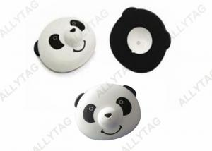 China Strong Sensor Eas Tagging Systems , Electronic Security Tags Cute Panda Design on sale