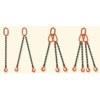 High Quality G80 Type Alloy Steel 4 Legs Chain Slings with sling hook