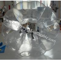 China prix zorbing de boule, boule zorbing de corps gonflable pour des enfants, équipement zorbing de boule on sale