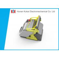 120W Fully Automatic Key Cutting Machine English Language With Touch Screen