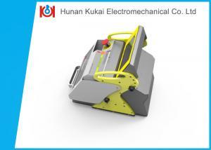China 120W Fully Automatic Key Cutting Machine English Language With Touch Screen on sale