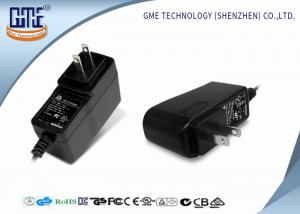 China GME12C 120100 12v 1a wall mount ac power adapter for led strip light / lcd monitor on sale